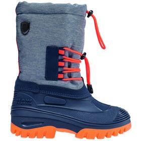 CMP Campagnolo Ahto WP Snow Boots Kinder denim melange